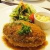 る・く~ぷる - 料理写真:一番人気のハンバーグ♪ランチは780円