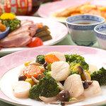 麗華 - 料理写真:広東料理をベースにした本格中国料理をお手軽に!!お気軽に!!