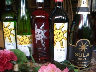 ヌーラーニ - 世界で話題のインドワイン入荷しました!!