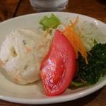 キッチンスコール - サラダ