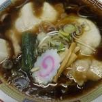 ますや 駅前店 - 中華そば(680円)