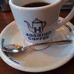 17744685 - ブレンドコーヒーおかわりは半額