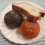 Bistro R - 手作りパン 6種