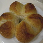 有のパン - 三つ葉パン(150円)普通