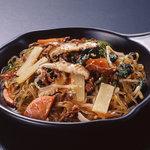 百萬太郎 - 料理写真:チャプチェ