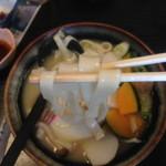 しんとみ - 料理写真:ほうとう(1000円)