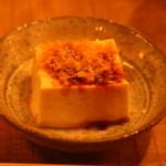 17753262 - 出来たて?熱々豆腐