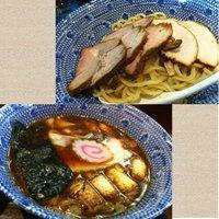 中華蕎麦 金魚 - チャーシューつけ蕎麦