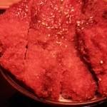 九州 熱中屋 - チキンカツ丼
