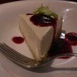 ねじ式 - チーズケーキアップ!