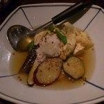 ねじ式 - 素揚げ野菜と豆腐の和出汁仕立て