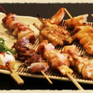 山口県産長州鶏ほか、安全でおいしい国産鶏にこだわっています!