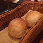 ビストロ13区 - 全粒粉のパン