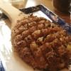 福よし・手打そば処 - 料理写真:焼き味噌。熱燗欲しくなるよ(・ω・)ノ♡