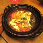 まんざら - 真鯛海老にんにく煮