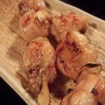 蕎麦鳥 - 味噌焼き鳥