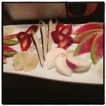 ほうなん酒場 はだか電球 - 鎌倉産の旬野菜盛り合わせ