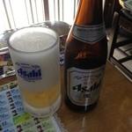 辰ちゃん - ビール