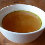 サンサーラ - スープ 具沢山なのですよ