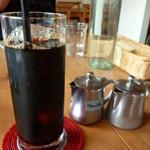 サンサーラ - アイスコーヒー