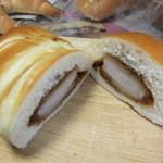 テクノパン - 味噌カツパン