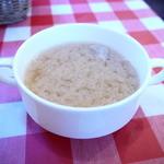 キッチン GINZA-TEI - 味噌スープ(豚汁風)
