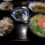 山本山 - 麦とろ定食