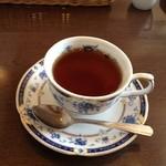 リヨンの森 - リヨンの森ランチ 紅茶^ ^