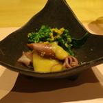 しゅん - 料理写真:ホタルイカ酢味噌和え