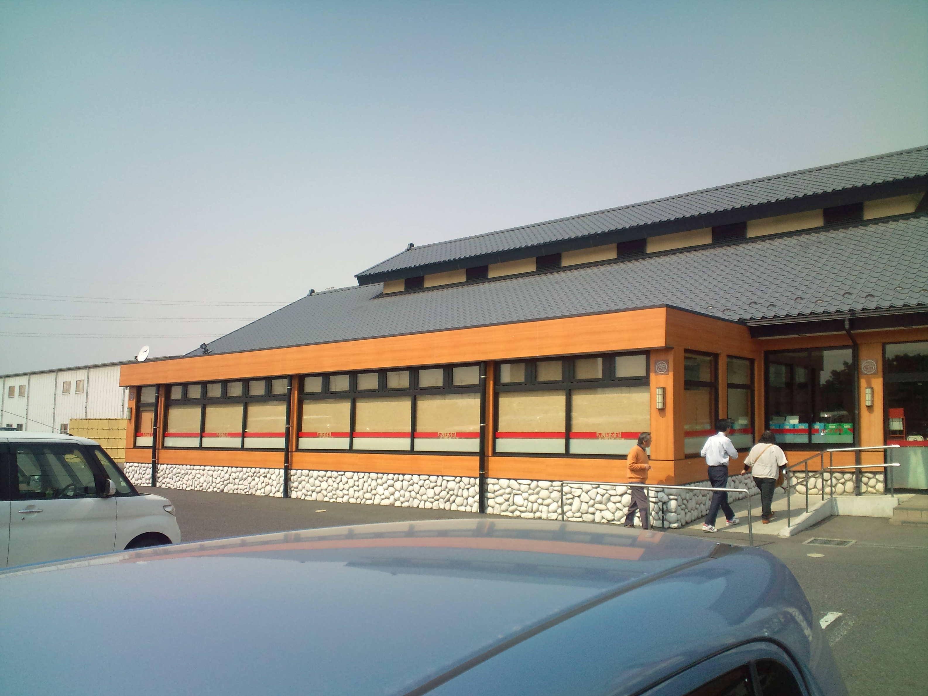 かっぱ寿司 幸手店