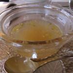 17773235 - 野菜のコンソメスープ