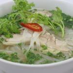 フォー ベト レストラン - 料理写真:鶏肉とコリアンダーのフォー