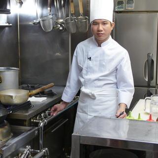 """米大統領ベトナム訪問時にも調理◆""""ホアン・ヴァン・ハン""""氏"""