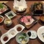 焼肉割烹藤吉 - 料理写真:kaiseki