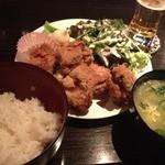 SPORTS BAR Baccarat - おまかせ晩御飯