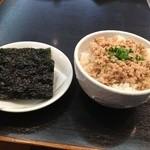 大苑 - 鶏挽飯し 380円