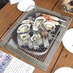 かき小屋 - 料理写真: