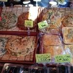 17777948 - 韓国の洋食焼きが沢山あります。