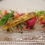 ビストロ ダイア - 新鮮な野菜タップリなのが嬉しいです