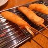 缶激酒場ドラム - 料理写真:今回注文した串カツはエビ、マグロ、キス