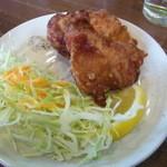 麺屋レノン - から揚げ