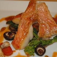 MINORIKAWA - 金目鯛のうろこかりかり焼き