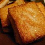 浅七 - 焼き豆腐 アップ