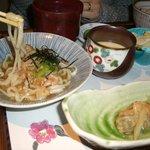 Sakanarobataumiza - 鶏うどん