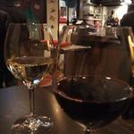 Italia Wine & Bar Cla' - 2013/2/12 オスコビアンコ&オスコロッソ