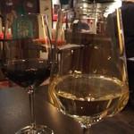 Italia Wine & Bar Cla' - 2013/2/12 カッライアヴィオニエ&カッライアプリミティーヴォ