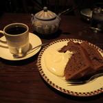 ヴェルデ - ブレンドとケーキ