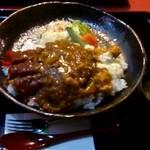 レストラン 洋食・和食 白馬 - 料理写真:メガ盛りランチ
