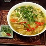 ニャーベトナム - ベトナム風チキンカリーのフォー