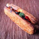 クロワッサン - 料理写真:ソーセージクロワッサン